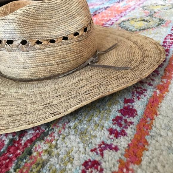 341c5e2c Tula Wide Brim Straw Cowboy Sun Hat